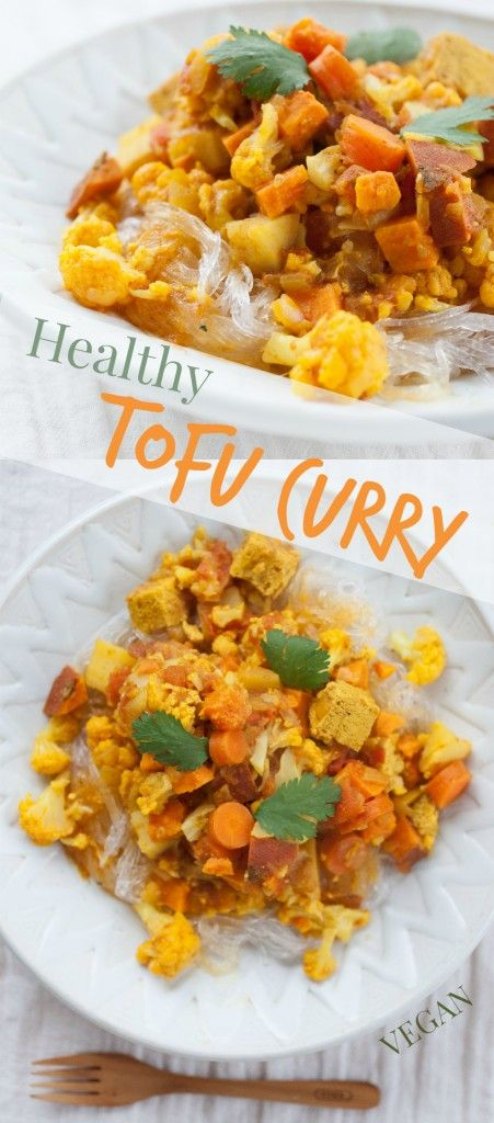 ... : TOFU on Pinterest | Recipes for soup, Red curry paste and Cooking