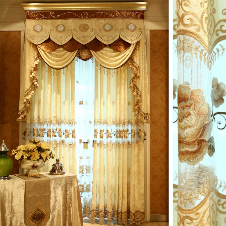 Luxury window curtain - Voile Breeze $180  (60% off)