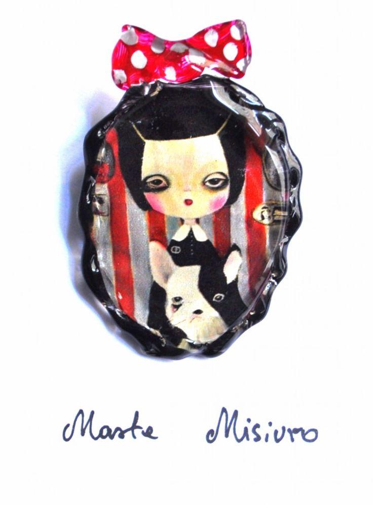 szkło artystyczne | ręcznie wytapiana ze szkła biżuteria artystyczna...
