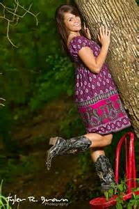 Image detail for -... High School Cesaley's Towne Lake Senior Pictures (In The Rain