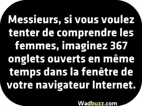 imaginez 367 onglets ouverts en même temps dans la fenêtre de votre navigateur Internet.