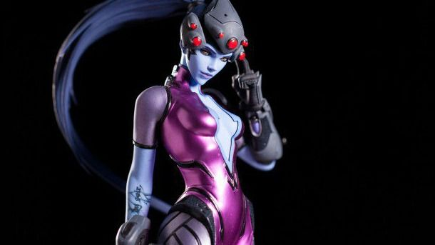 No One Can Hide From New Overwatch Widowmaker Statue - News
