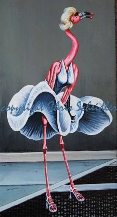 Marilyn Mingo limited edition print by walnutstreetstudio on Etsy, $35.00 - OMG This is fantastic!!!!!!!!!!!!