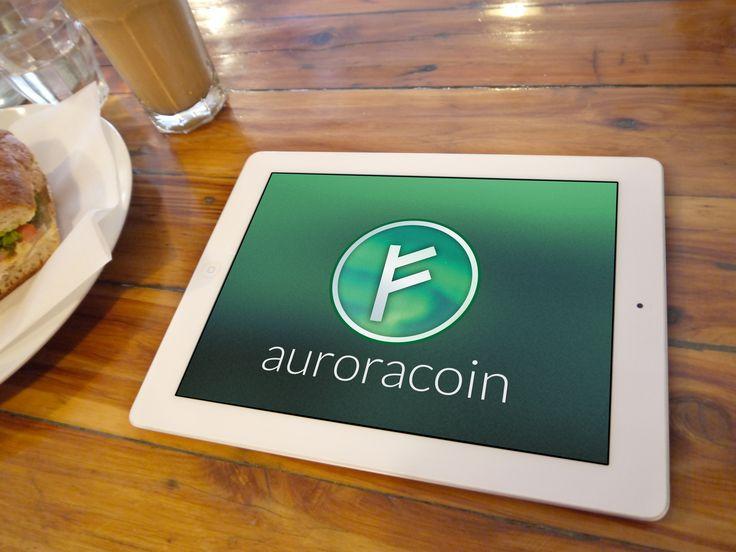 Auroracoin on the ipad