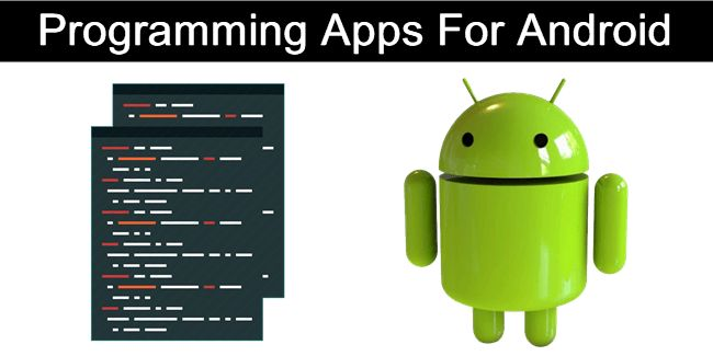 List Of 10 Best Programming Apps For Android