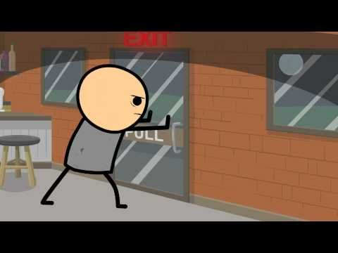 Drunk - Cyanide & Happiness Shorts - YouTube