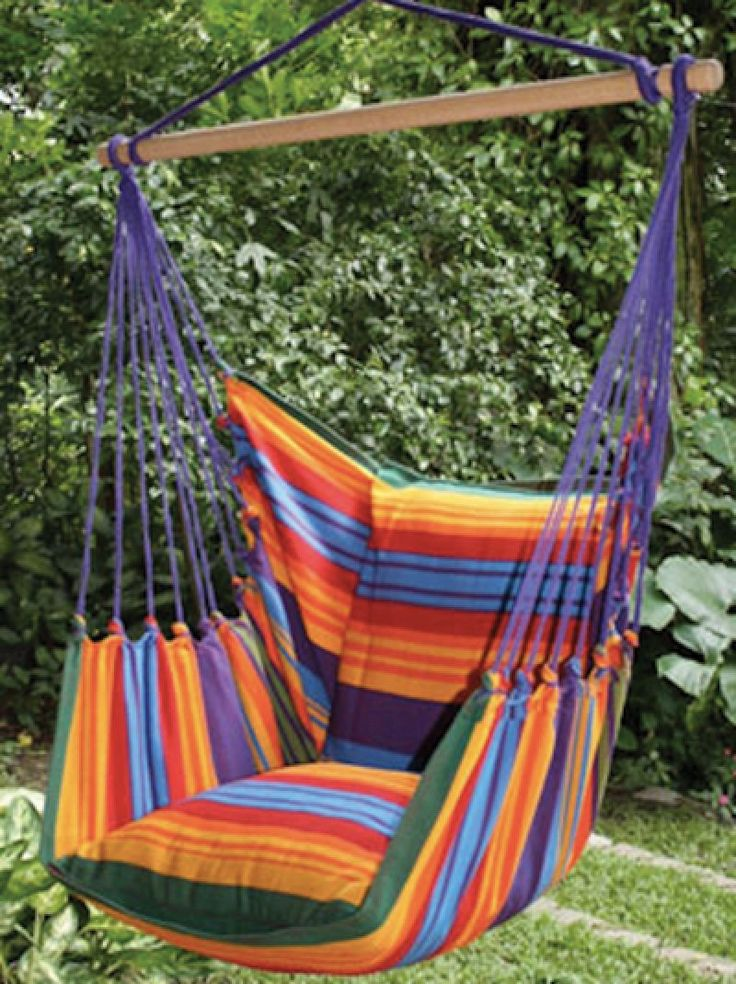 17 Best Images About Hamacas On Pinterest Diy Swing Kid