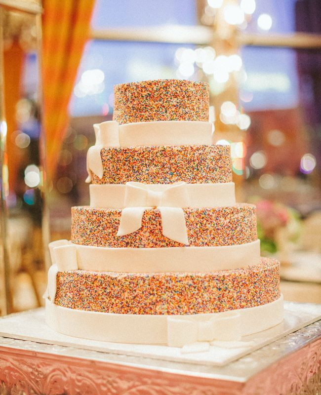 The kid in me so wants to have a sprinkle covered cake! | StephanieHunterPhotography139760