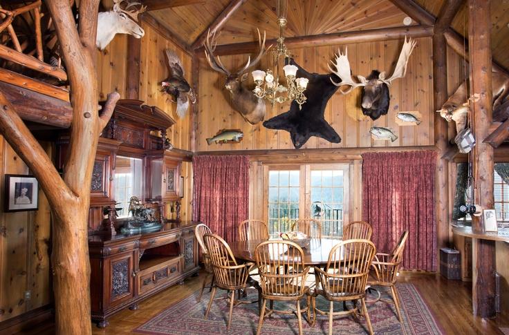 Governor S Suite At Big Cedar Lodge B Amp B Dining