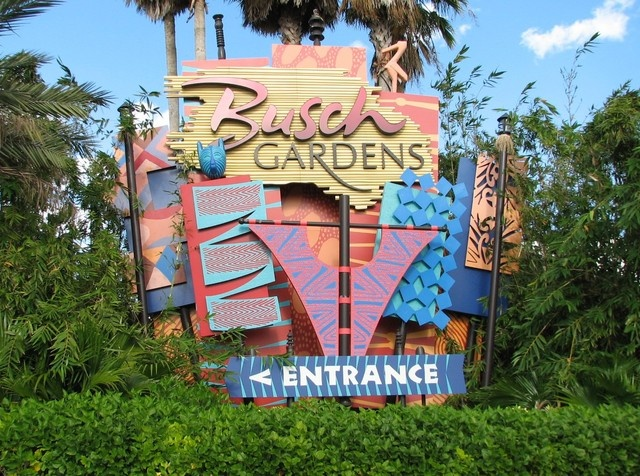 This Is The Happiest Place On Earth For Us Busch Gardens Tampa Love It Here Home