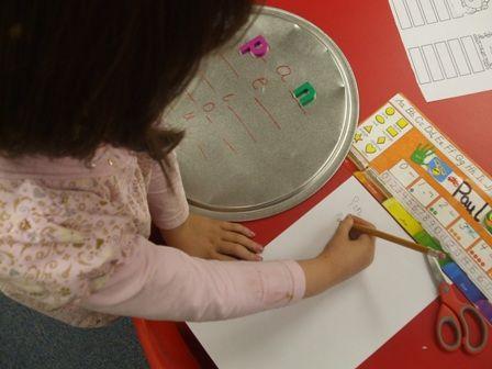 medial vowel sounds: Kindergarten Literacy Centers, Kindergarten Balance, Ideas Easili, Centers Stations Ideas, Awesome Ideas, Center Kindergarten, W Center Ideas