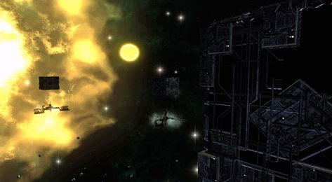 Star Trek Online F2P Sci-Fi MMO game