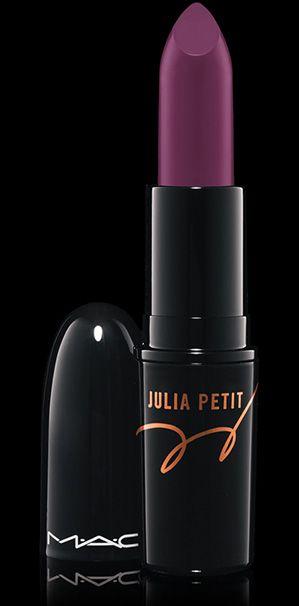 MAC Cosmetics: Julia Petit Lipstick in Açai