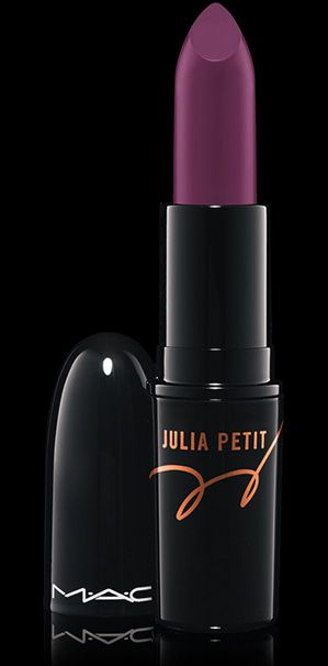 MAC Cosmetics: Julia Petit Lipstick in Açai