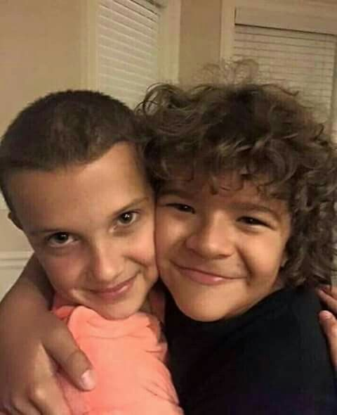I love that these kids are such great friends in real life.