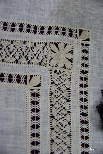 Drawn thread. - Paredes de Nava, by marixa bolillos - Picasa Web Albums