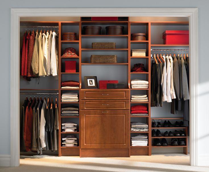 26 best Closet images on Pinterest Master closet Closet ideas