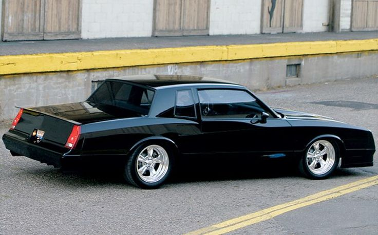 Chevy Monte Carlo Gangsta Style. More Hot Muscle cars at ...