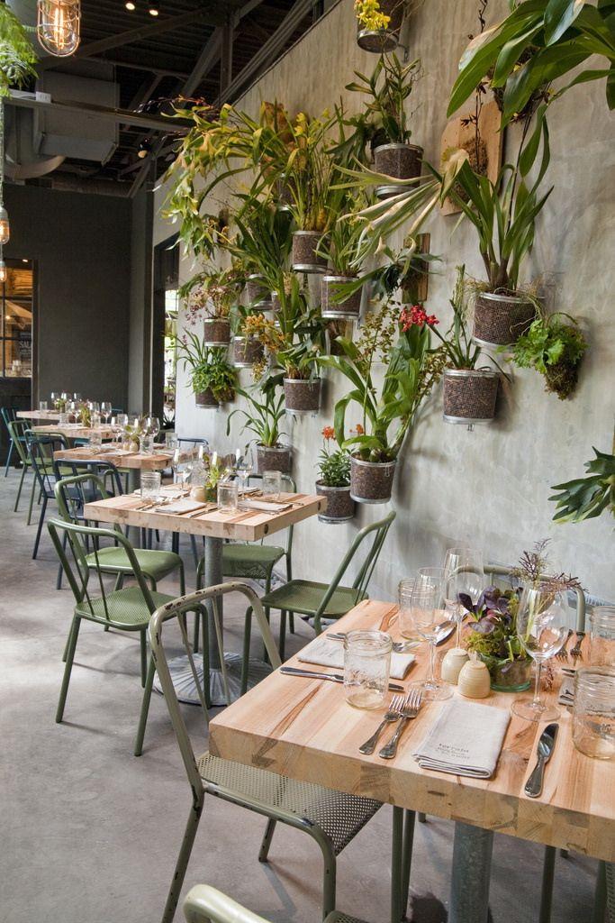 Restaurantes, bares y cafeterías donde la forja se ha convertido en uno de los principales invitados!