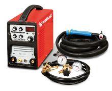 Ηλεκτροσυγκόλληση Inverter Easy Tig 200 HF