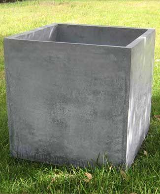 Metro Light Authentic Grey Cube W60cm