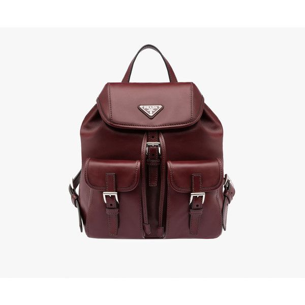 Prada Backpack Leather