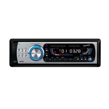 Car Audio with Digital Fold Down Panel and AM/FM Radio