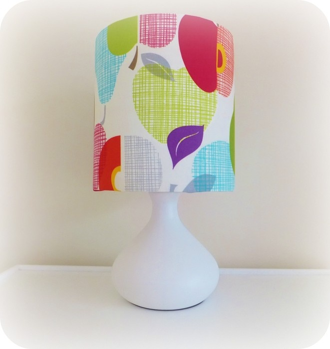 Apple Lamp by LulusLamps on madeit