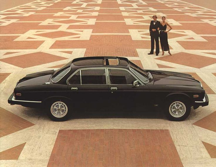 THE best Jag ever, affordable, plentiful, robust, attractive, pleasure to drive, high owner appeal, easy to maintain, for ever young, timeless style, seats 5, comfy, easy to get into, better than the rest.... '80 Jaguar XJ6 (Jagmania sourced photo)