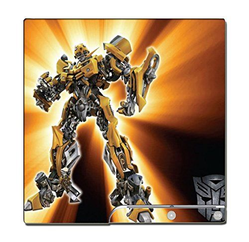 Transformers Bumblebee Autobots Video Game Vinyl Decal Skin Sticker Cover for Sony Playstation 3 PS3 Slim ** Click on the image for additional details.Note:It is affiliate link to Amazon.