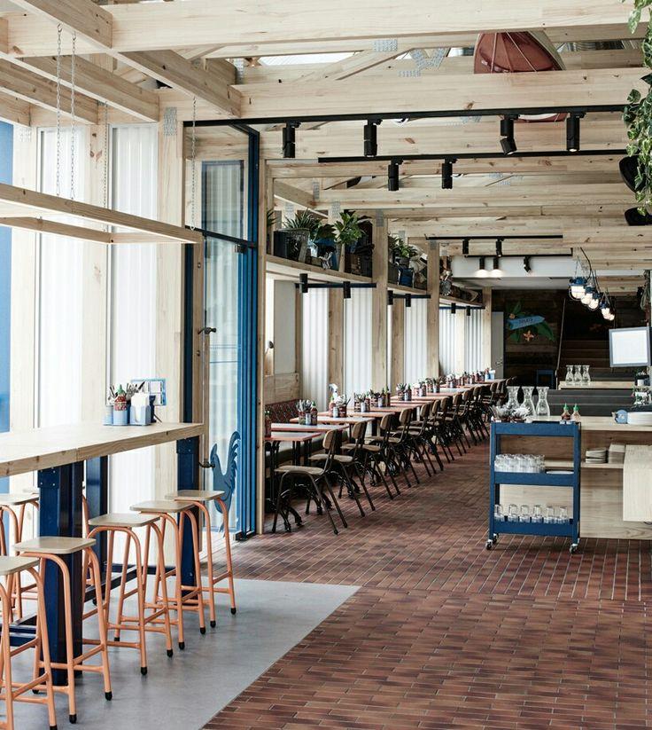119 best Déco café et restaurant images on Pinterest | Bar chairs ...