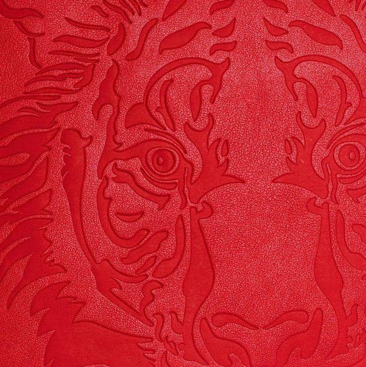 COLOURS OF MY LIFE | Pouch.  Designer Limited Edition; #WomenLeatherPouch #LuxuryPouch #DesignerPouchesUK