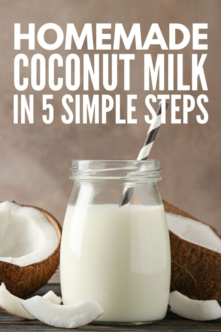 is homemade coconut milk on the keto diet