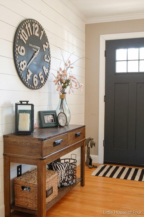 Large Wall Clock In Foyer : Best large clock ideas on pinterest wall decor
