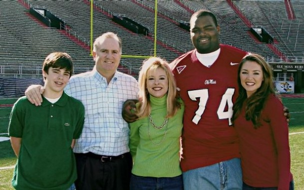Leigh Anne And Collins Tuohy Family Members That Inspired