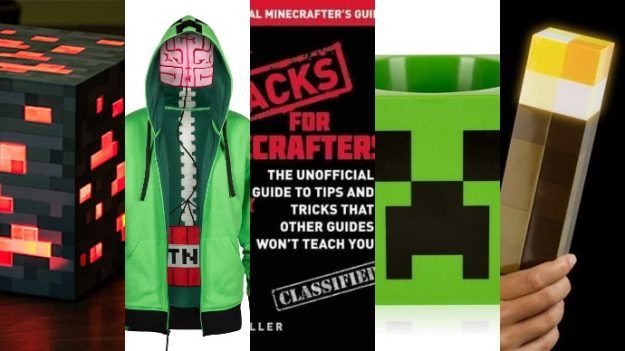 Minecraft Gift Guide for Those Who Want to Bring the Game to Life
