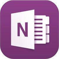 Microsoft OneNote – lijsten, foto's, en notities, georganiseerd in een notitieblok' van Microsoft Corporation
