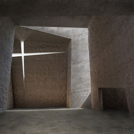 Day 91, 138p ... 20 mar 12 [Church in La Laguna, Tenerife, Spain / Menis Arquitectos]