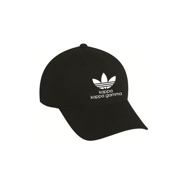 Kappa Kappa Gamma Adidas Custom Printed 5 Panel Hat Port and Company... ($16) ❤ liked on Polyvore featuring accessories, hats, adidas cap, 5 panel cap, pattern hats, cap hats and adidas
