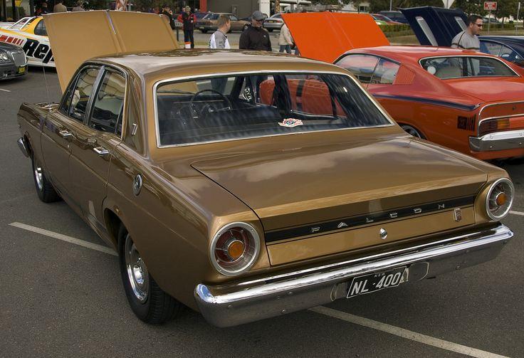 1968 Ford XR Falcon GT