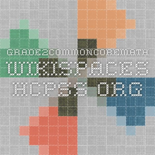 grade2commoncoremath.wikispaces.hcpss.org