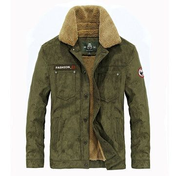 Plus Size Outdoor Casual Jacket for Men