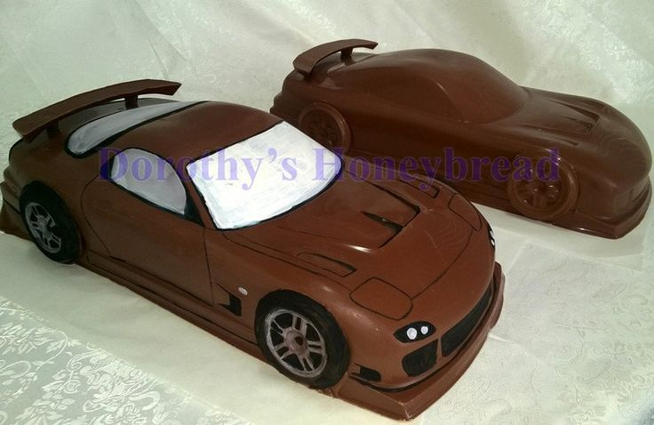 Mazda RX-7 FD3S Extra Large scale