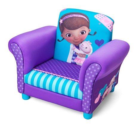 Doc McStuffins Upholstered Chair