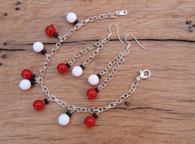 earrings&bracelet