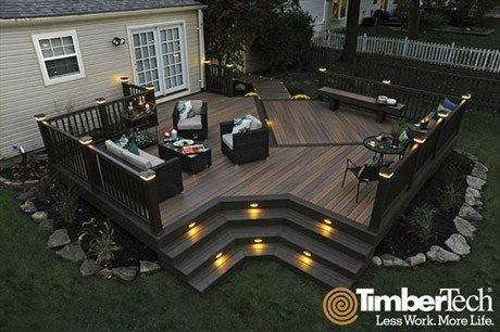 Let us help you find the custom decking and fencing solutions that fit both your backyard and your lifestyle.