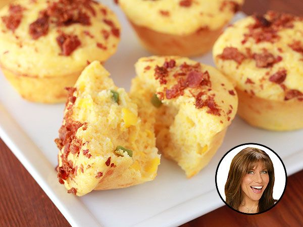In today's People Great Ideas, I've got a slimmed-down version of Mexican Corn Bread - one of #DuckDynasty star Kay Robertson's recipes! (I figured I'd leave the squirrel brains to Miss Kay.) Check it out!