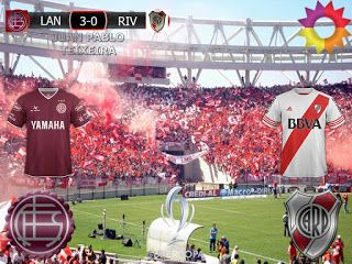 Supercopa Argentina 2017 Final: Lanus 3-0 River Plate
