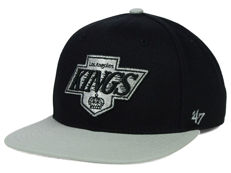 Los Angeles Kings '47 NHL Sure Shot 2 Tone Snapback Cap