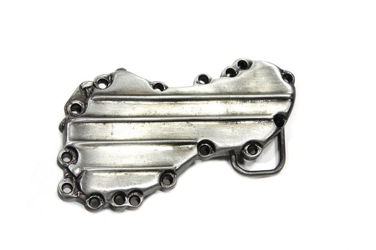 Panhead Harley Apparel Belt Buckle Cam Cover collector gift   | eBay